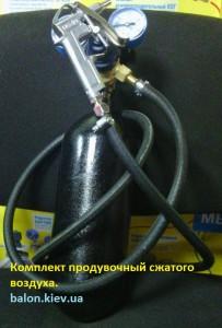 Комплект для продувки Сжатым Воздухом