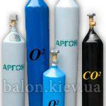 Газовые баллоны в ассортименте